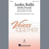 Mary Donnelly Jambo, Rafiki (Hello, Friend) Sheet Music and Printable PDF Score   SKU 284130
