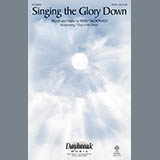 Mary McDonald Singing The Glory Down Sheet Music and Printable PDF Score | SKU 167812