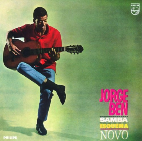Jorge Ben image and pictorial