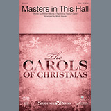William Morris Masters In This Hall (arr. Mark Hayes) Sheet Music and Printable PDF Score   SKU 447990