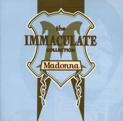 Madonna image and pictorial