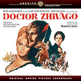 Maurice Jarre Somewhere, My Love (Lara's Theme from Doctor Zhivago) Sheet Music and Printable PDF Score | SKU 442894