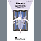 Andrew Lloyd Webber Memory (from Cats) (arr. Philip Lawson) Sheet Music and Printable PDF Score | SKU 419787