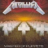 Metallica Master Of Puppets Sheet Music and Printable PDF Score | SKU 113549