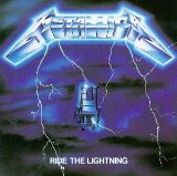 Metallica Ride The Lightning Sheet Music and Printable PDF Score | SKU 165223