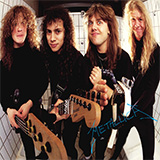 Metallica Stone Cold Crazy Sheet Music and Printable PDF Score | SKU 165253