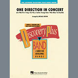 Download Michael Brown 'One Direction In Concert - Bb Clarinet 1' Digital Sheet Music Notes & Chords and start playing in minutes