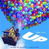 Download or print Michael Giacchino Married Life (from Up) Digital Sheet Music Notes and Chords - Printable PDF Score