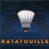 Michael Giacchino Ratatouille (Main Theme) Sheet Music and Printable PDF Score | SKU 113133