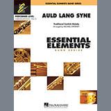 Michael Sweeney Auld Lang Syne - Baritone T.C. Sheet Music and Printable PDF Score | SKU 345859