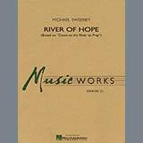 Michael Sweeney River of Hope - Percussion 1 Sheet Music and Printable PDF Score | SKU 278327