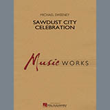 Download Michael Sweeney 'Sawdust City Celebration - Flute 1' Digital Sheet Music Notes & Chords and start playing in minutes