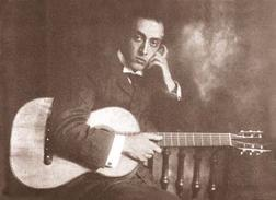 Miguel Llobet Scherzo-Vals Sheet Music and Printable PDF Score | SKU 121411