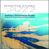 Download Mike Carubia 'Effective Etudes For Jazz, Volume 2 - Bb Tenor Saxophone' Digital Sheet Music Notes & Chords and start playing in minutes