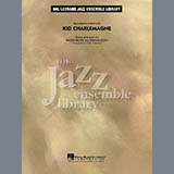 Mike Tomaro Kid Charlemagne - Alto Sax 1 Sheet Music and Printable PDF Score | SKU 282390