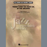 Mike Tomaro There's Only So Much Oil in the Ground - Conductor Score (Full Score) Sheet Music and Printable PDF Score | SKU 320048