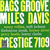 Miles Davis Bags' Groove (Take 2) Sheet Music and Printable PDF Score | SKU 419153