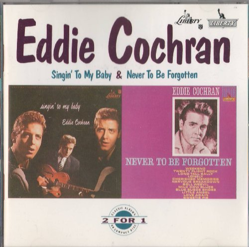 Eddie Cochran image and pictorial