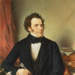 Franz Schubert Minnelied D.429 Sheet Music and Printable PDF Score | SKU 47911