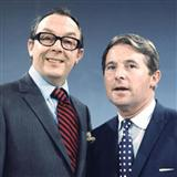 Download or print Morecambe & Wise Positive Thinking Digital Sheet Music Notes and Chords - Printable PDF Score