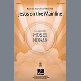 Moses Hogan Jesus On The Mainline - Clarinet Sheet Music and Printable PDF Score | SKU 272668