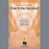 Moses Hogan Over In The Gloryland - Bb Clarinet Sheet Music and Printable PDF Score | SKU 272662