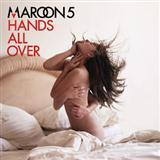 Maroon 5 Moves Like Jagger (feat. Christina Aguilera) Sheet Music and Printable PDF Score | SKU 154299