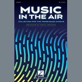 Emily Crocker Music In The Air (Collection for the Tenor-Bass Chorus) Sheet Music and Printable PDF Score | SKU 475730