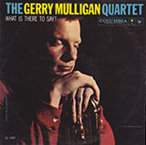 Gerry Mulligan My Funny Valentine Sheet Music and Printable PDF Score   SKU 198794