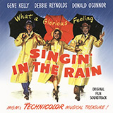 Download or print Nacio Herb Brown Good Morning (from Singin' In The Rain) Digital Sheet Music Notes and Chords - Printable PDF Score