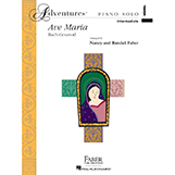 Download or print Nancy and Randall Faber Ave Maria Digital Sheet Music Notes and Chords - Printable PDF Score