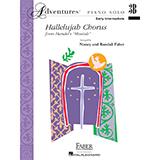 Download or print Nancy and Randall Faber Hallelujah Chorus Digital Sheet Music Notes and Chords - Printable PDF Score