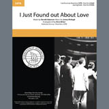 Nat King Cole I Just Found out About Love (arr. Dave Briner) Sheet Music and Printable PDF Score | SKU 406781