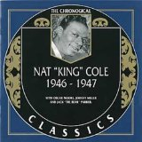 Download or print Nat King Cole Naughty Angeline Digital Sheet Music Notes and Chords - Printable PDF Score