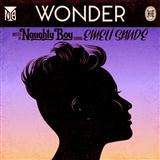 Download or print Naughty Boy Wonder (feat. Emeli Sandé) Digital Sheet Music Notes and Chords - Printable PDF Score