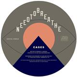 Download or print NEEDTOBREATHE Cages Digital Sheet Music Notes and Chords - Printable PDF Score
