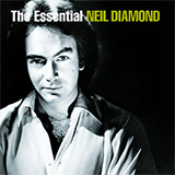 Download or print Neil Diamond America Digital Sheet Music Notes and Chords - Printable PDF Score