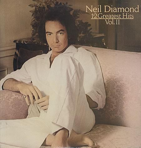 Neil Diamond Hello Again Sheet Music and Printable PDF Score | SKU 175988