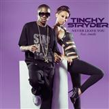Tinchy Stryder Never Leave You (feat. Amelle) Sheet Music and Printable PDF Score | SKU 48845