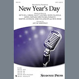 Jacob Narverud New Year's Day Sheet Music and Printable PDF Score | SKU 179896