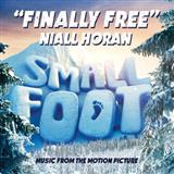 Download or print Niall Horan Finally Free Digital Sheet Music Notes and Chords - Printable PDF Score