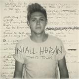 Download or print Niall Horan This Town Digital Sheet Music Notes and Chords - Printable PDF Score