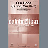 Download or print Nicole Elsey Our Hope (O God, Our Help) Digital Sheet Music Notes and Chords - Printable PDF Score