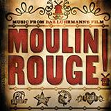 Nicole Kidman Sparkling Diamonds (from Moulin Rouge) Sheet Music and Printable PDF Score   SKU 443048