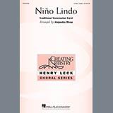 Traditional Venezuelan Carol Nino Lindo (arr. Alejandro Rivas) Sheet Music and Printable PDF Score | SKU 430459