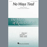 African American Spiritual No Ways Tired (arr. Rollo Dilworth) Sheet Music and Printable PDF Score | SKU 179118
