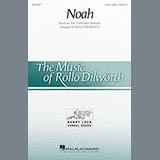 Rollo Dilworth Noah Sheet Music and Printable PDF Score | SKU 179444