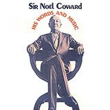 Download or print Noel Coward Matelot Digital Sheet Music Notes and Chords - Printable PDF Score