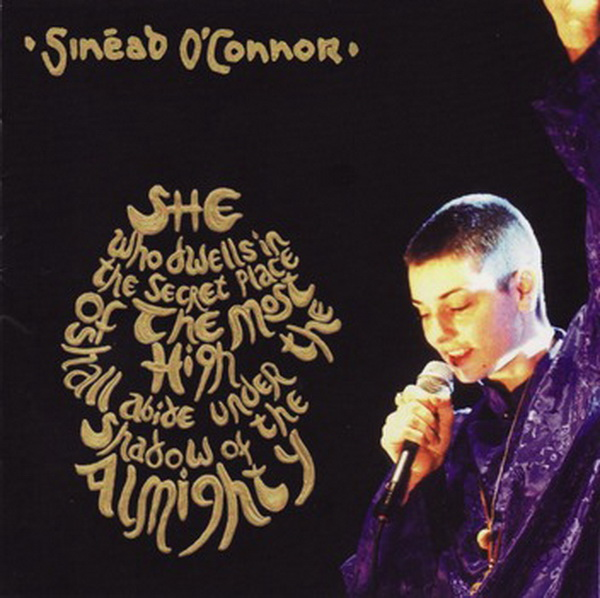 Sinead O'Connor image and pictorial