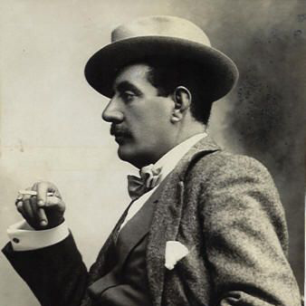 Giacomo Puccini image and pictorial